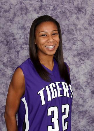 2013 Tiger Girls Basketball
