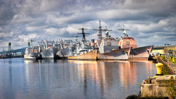Mothball Fleet 6