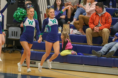 Cheer: Woodgrove @ Districts 10.18.2018 (By Jeff Scudder)