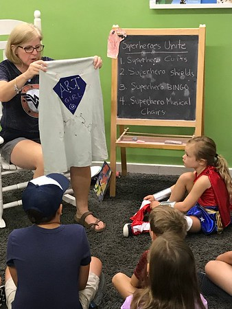 Summer Camps - Week 8: August 5-9, 2019
