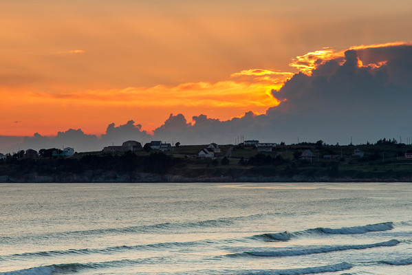 Mallviette Beach Sunset
