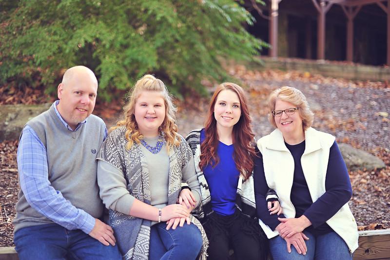 Nix Family Photos - October 2016