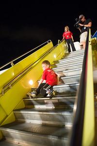 Champion Departure