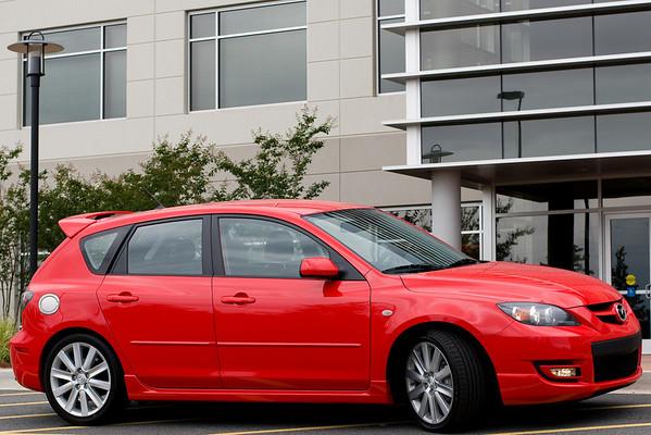 2008.5 Mazdaspeed3 Grand Touring