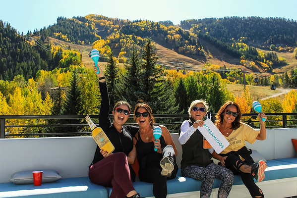 The W Aspen & The Sky Residences Local Premiere at The Wet Deck!