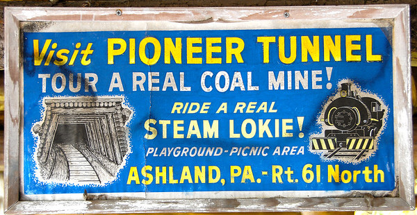 Pioneer Mine, Ashland PA-04 Nov 10