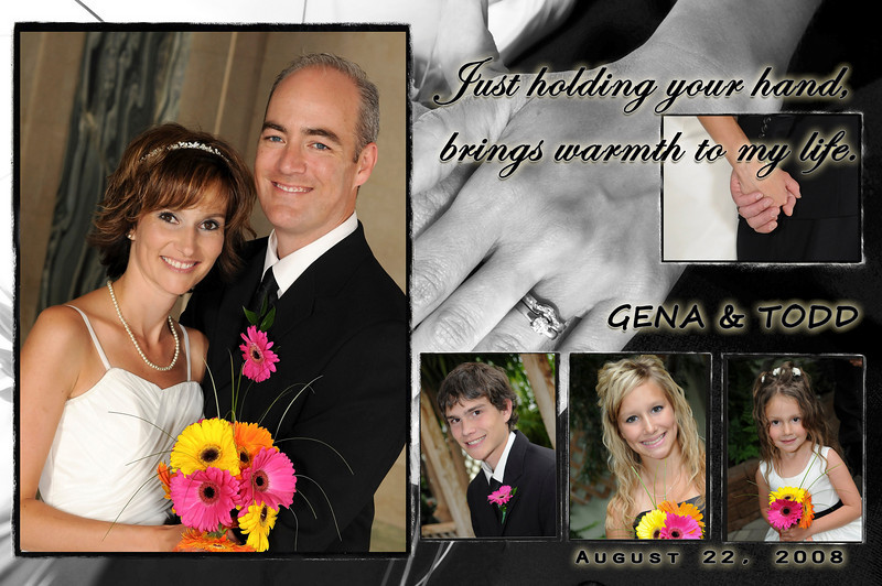 Gena and Todd Kropinak