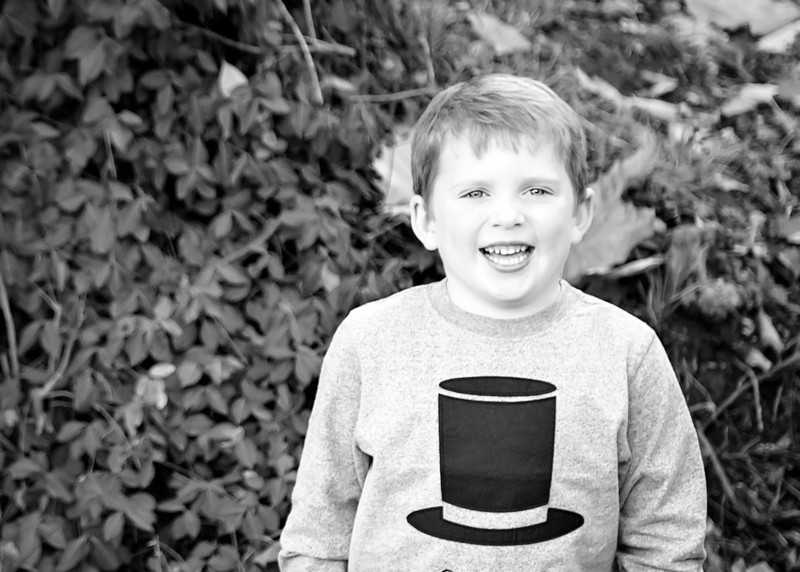 Jack in the Woods crop bw (1 of 1).jpg