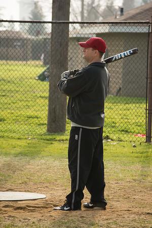 Mulie Day Softball '15