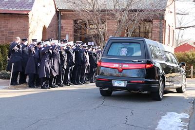 Memorial Service - Geoff Nielsen Memorial, Weathersfield, CT - 2/9/9