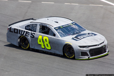 Charlotte Roval Test - July 2018