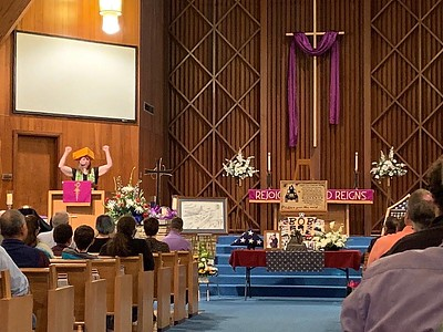 Bob Graffen's Memorial Service