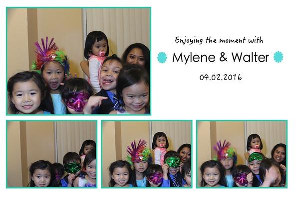 Mylene Wedding April 2nd, 2016
