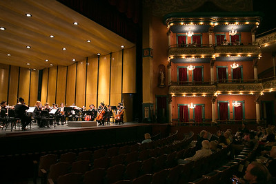 2018 Mercer Orchestra