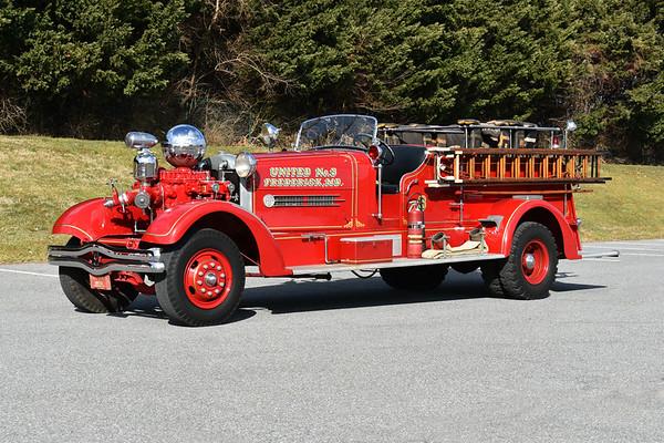 Company 3 - United Fire Company (Frederick, MD)
