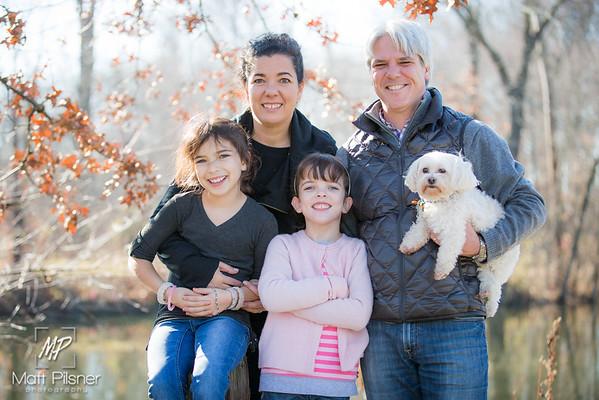 Webster Family - 2015