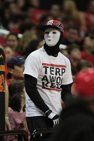 Terps vs Wake Forest