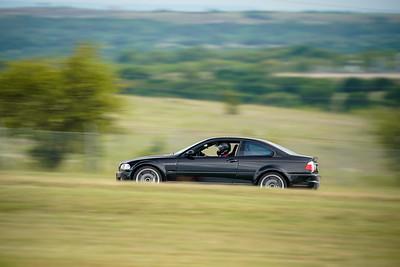 Black BMW M3