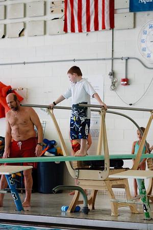 Dive Practice (Mar 2009)