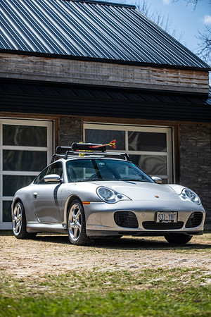 Porsche C4S