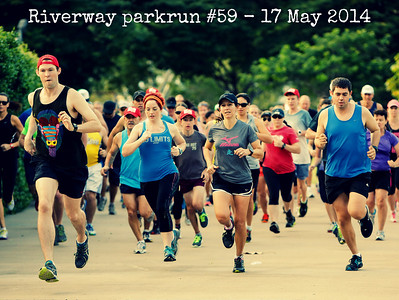 Riverway parkrun #59