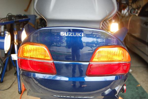 2007 - Starter Motor Removal