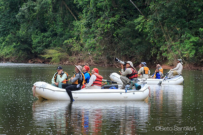 TAMBOPATA RIVER EXPEDITION
