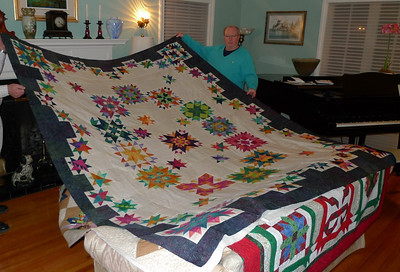 Raffle Quilts through the Years