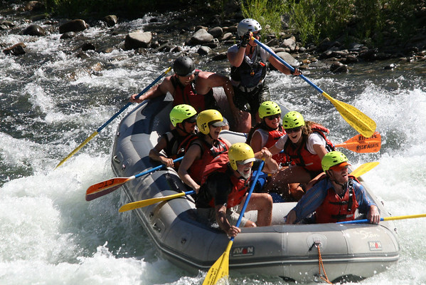 Rafting - August 31st, 2009