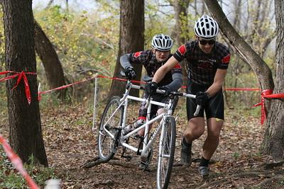 Bobbers Cross Tandem race
