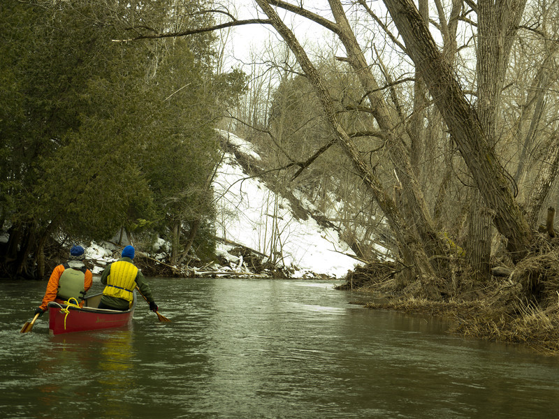 Bayfield River 2011 -  (5 of 9)