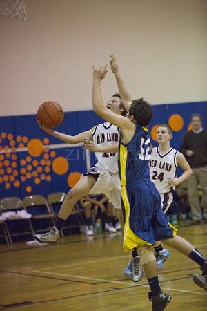 Middle School JV vs Cedar Cliff