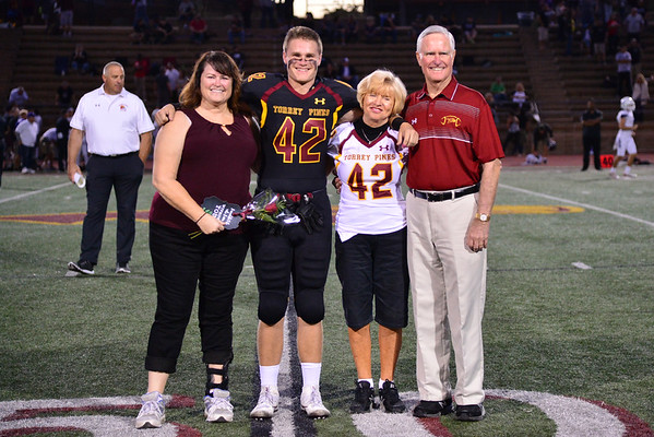 TPFB Senior Night, 10-21-16