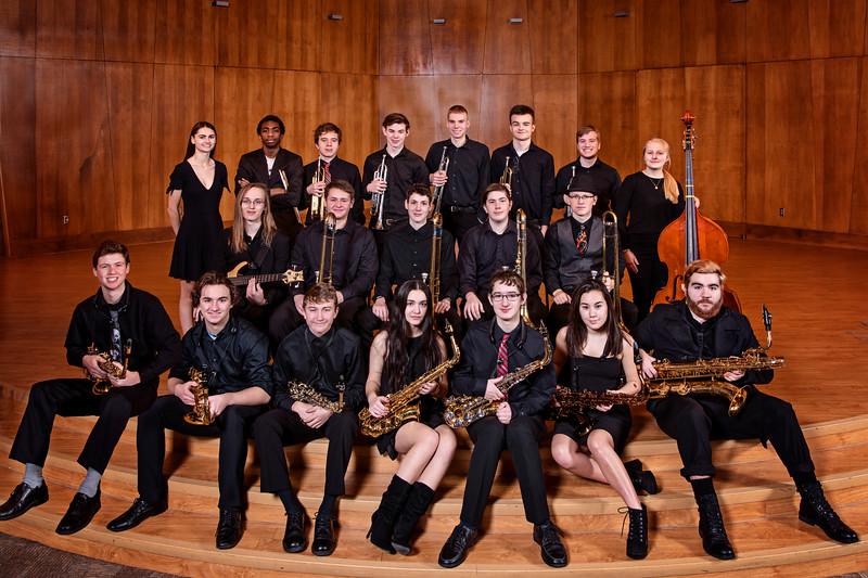 WBL High School Band Portraits North & South Campus 2020