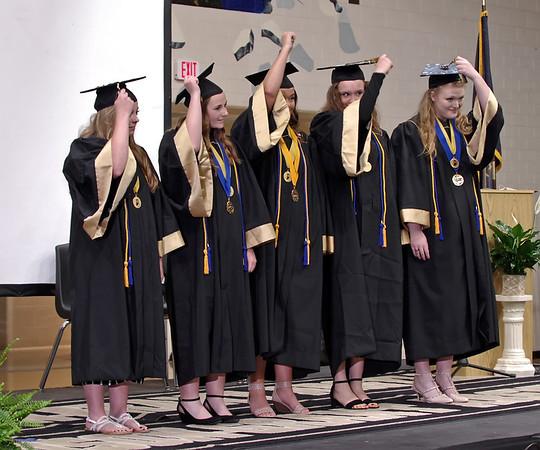2019 Madison-Grant HS Graduation