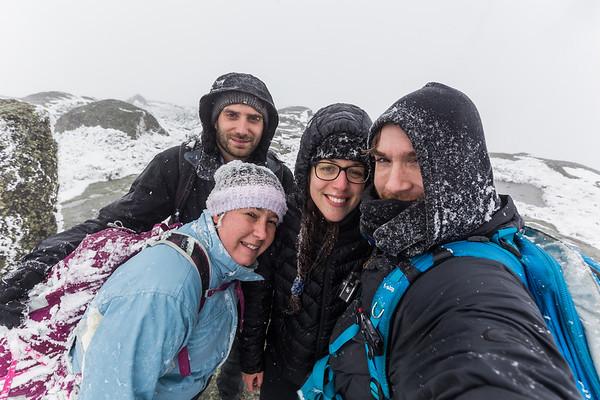 Hiking - Mont Algonquin 2018