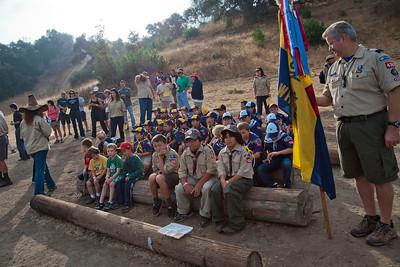 1326 Boy Scouts Firestone Boo Fest