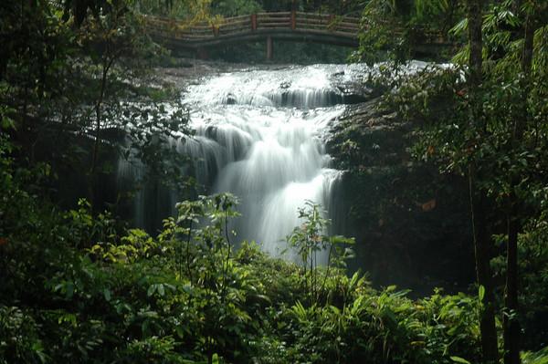 Bukit Hijau Falls