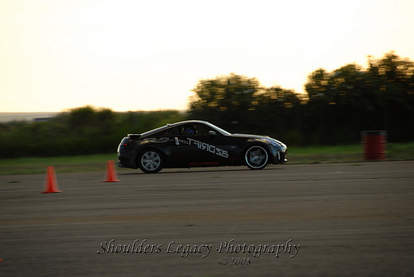 2007 August Drifting