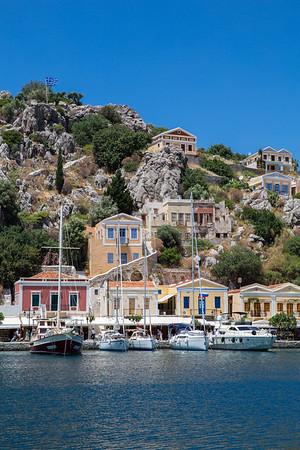Symi, Greece pt1