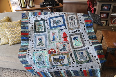 Mixed Mutts Quilt