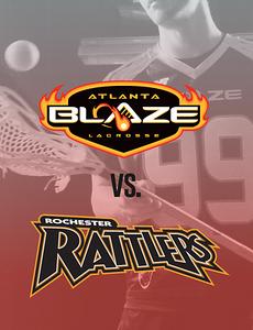 Rattlers @ Blaze (7/29/17)