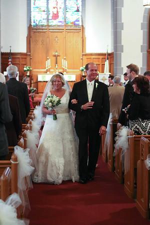 Ceremony at St.John's UCC