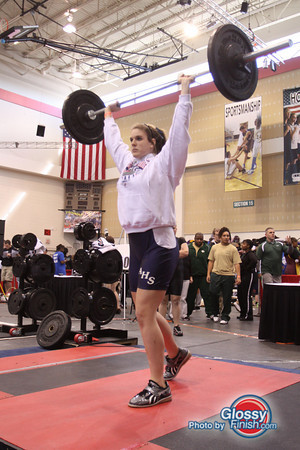 Group B - Clean and Jerk