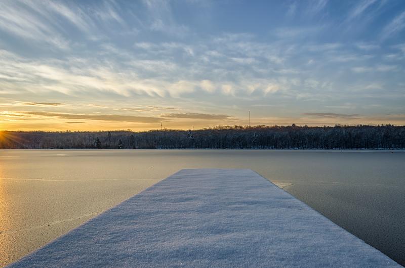 Hopkinton State Park - Frozen Lake - Tom Sloan.jpg