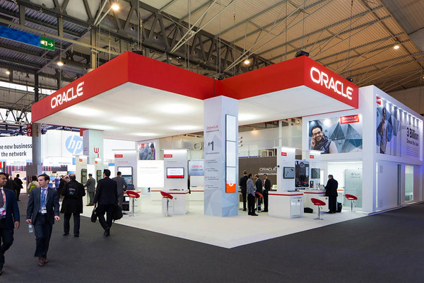 2015 Mobile World Congress Booth
