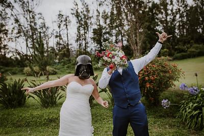 Wedding Catherine & Jorge