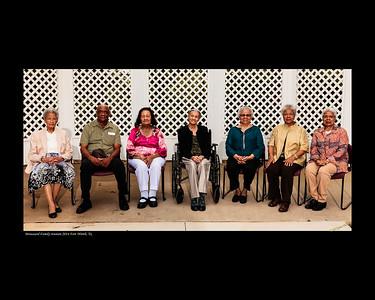Broussard Family Reunion2014