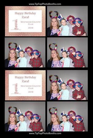 Zara's Birthday Party