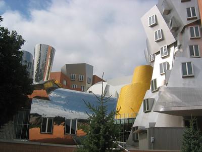 Boston and M.I.T. Campus